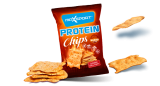 Chips Protein grill party bezlepkové 45g MAXSPORT