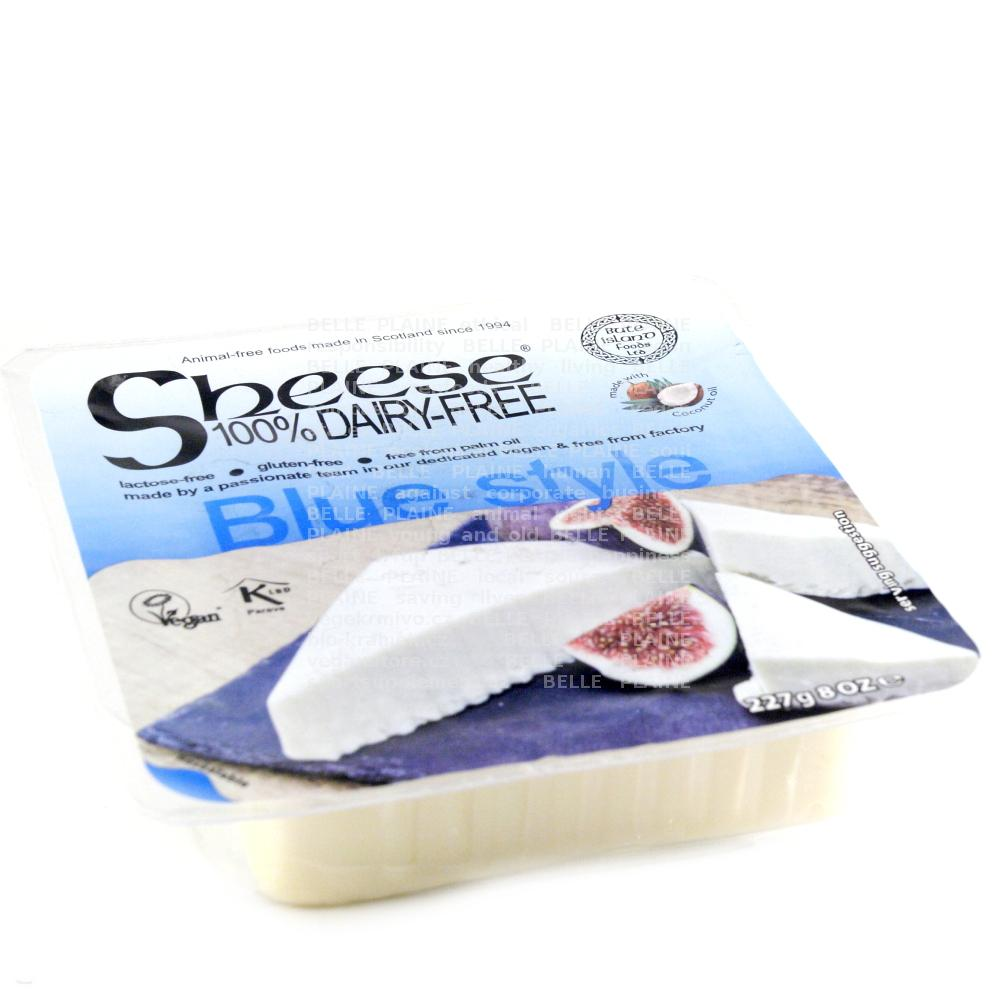 Veganská alternativa sýru Blue style 227 g Sheese