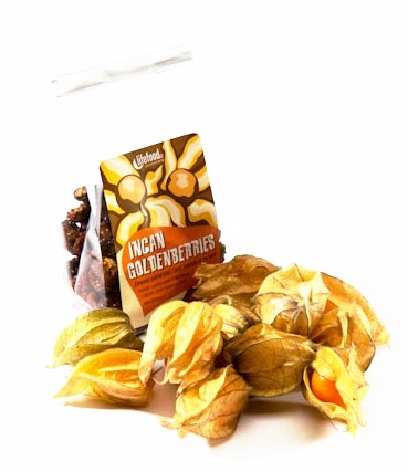 Incan Goldenberries sušené BIO RAW 100g