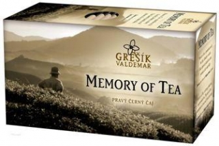 Memory of Tea n.s. 20 x 1.8 g Grešík