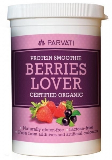 Protein Smoothie Berries Lover BIO 160g Parvati