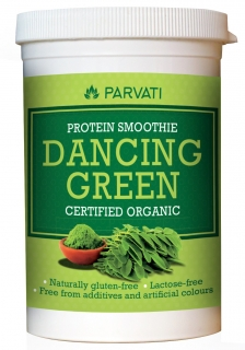 PROTEIN SMOOTHIE DANCING GREEN 160g Iswari