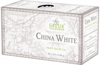 China White 20 x 2 g Grešík