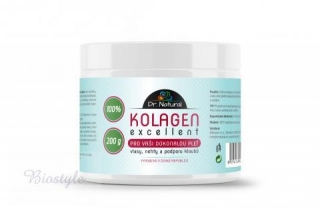 Kolagen excellent 100% - Dr. Natural 200g