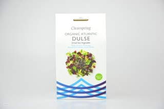 Dulse řasy - Clearspring 25g